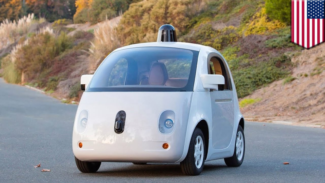 Drive Google Maps Car Google Self-driving Car to be