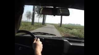 Alfa Romeo 75 3.0 V6 onboard! Fantastic sound!!