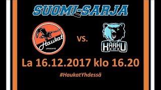 Download Lagu Maalikooste Haukat - KHT SS 16.12.2017 Gratis STAFABAND