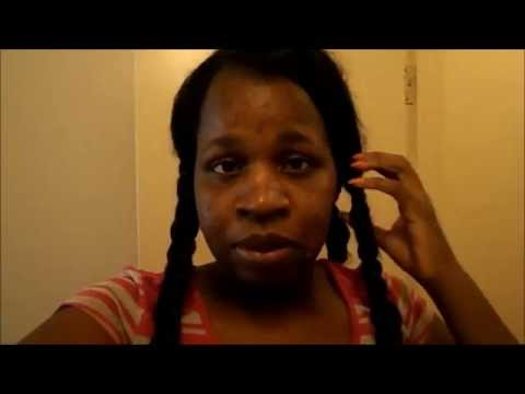 How To Revive Your Synthetic Weave/sew-in