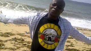 kuramo beach with GODWIN