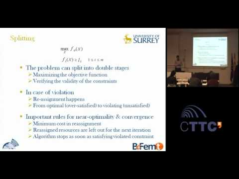 11 BeFEMTO-Cross Layer Scheduling for Emerging Broadband Femto Systems