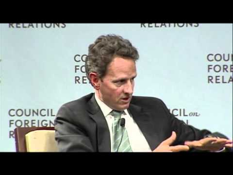 Geithner on Economy: 'Still Challenges Ahead'