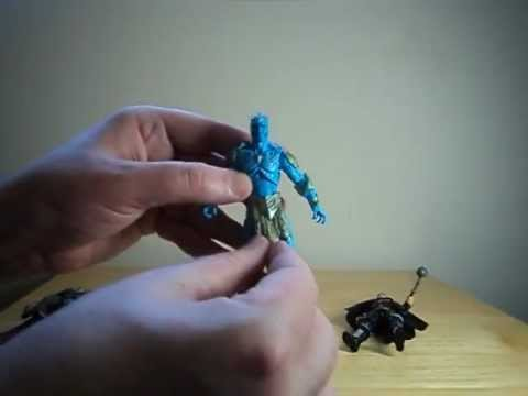 King Laufey frost giant Thor movie figure review