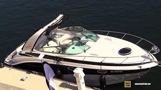 2015 Crownline 264 CR Motor Boat - Walkaround - 2015 Montreal In Water Boat Show