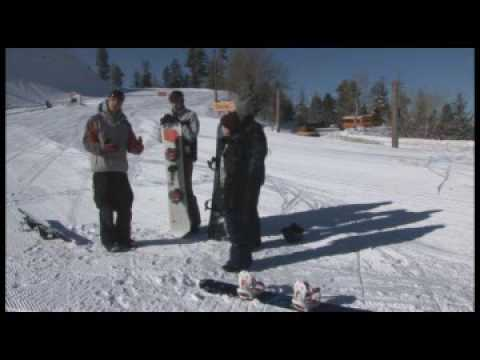 Learn How To Snowboard Video