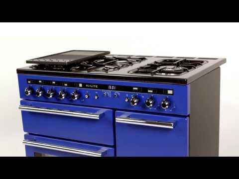 Rangemaster Hi Lite 90 Dual Fuel Range Cooker Overview