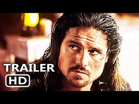NEVER LEAVE ALIVE Official Trailer (2017) John Hennigan, Adventure Movie HD