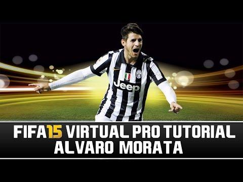 FIFA 15 | Virtual Pro Tutorial - Álvaro Morata