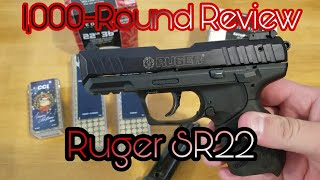1,000-Round Review - Ruger SR22