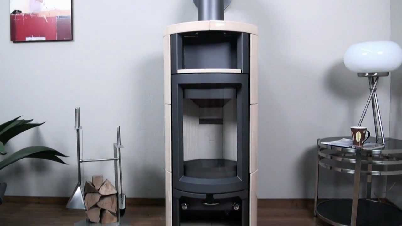 kaminofen hark 79 gt ecoplus kamin mit feinstaubfilter youtube. Black Bedroom Furniture Sets. Home Design Ideas
