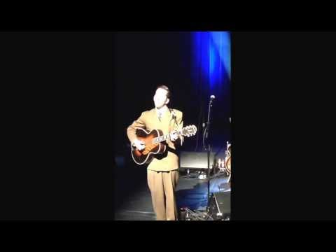 Josephine solo by Pokey Lafarge at Murphy Auditorium - New Harmony, IN