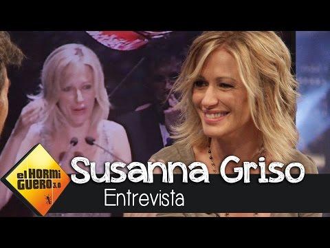 """Susanna Griso: """"Creí a Jordi Pujol y ahora me siento estafada y dolida"""" - EL HORMIGUERO"""