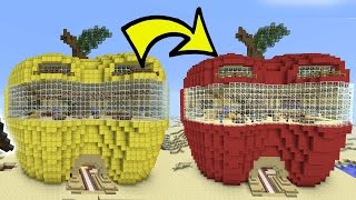 Minecraft: MORPHING HOUSE MISSION - The Crafting Dead [72]