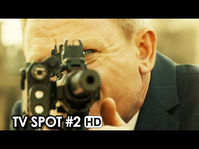 SPECTRE TV Spot #2 'Just Getting Started' (2015) - James Bond 007 Movie [HD]
