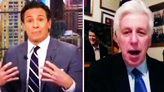 Jeffrey Lord Accidentally Admits Travel Ban IS About Islam After 3-Minutes Vs. Chris Cuomo