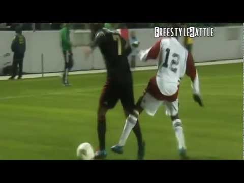 Soccer skills Freestyle 2013
