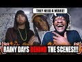 Eminem & Boogie Be Clownin! | Boogie   Rainy Days (feat. Eminem) [Behind The Scenes Video] REACTION!