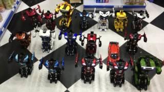 Tuyển tập các xe ô tô biến hình robot Transformer đẹp nhất - Part 1