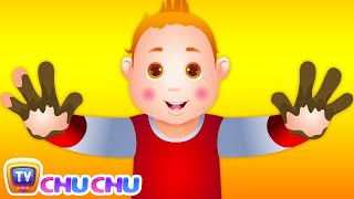 Johny Johny Yes Papa | Part 2 | Cartoon Animation Nursery Rhymes & Songs for Children | ChuChu TV