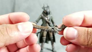 Figma Bloodborne Hunter Toy Review