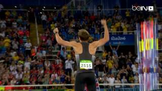 الألماني روهلر يتوّج بذهبية رمي الرمح