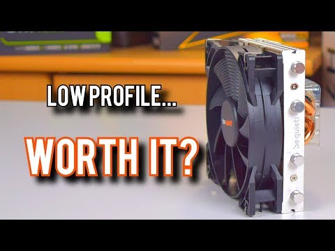 Low Profile Coolers: Worth It?