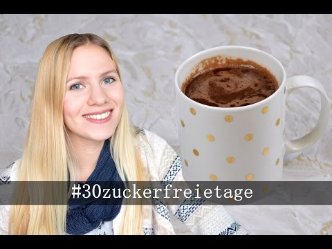 KAKAO REZEPT - ohne Zucker, ohne Milch - #30zuckerfreietage