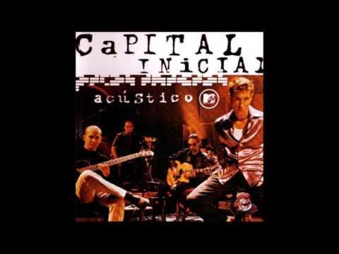 Primeiros Erros (Chove - Acústico MTV) - Capital Inicial