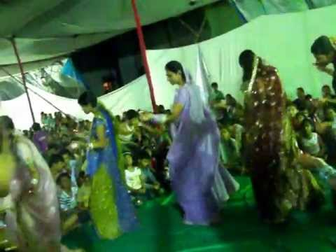 Jain Garba Dandia Dance Performed By-shakun Daga & Others video
