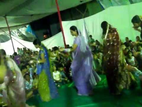 Jain Garba Dandia Dance Performed By-shakun Daga & Others video