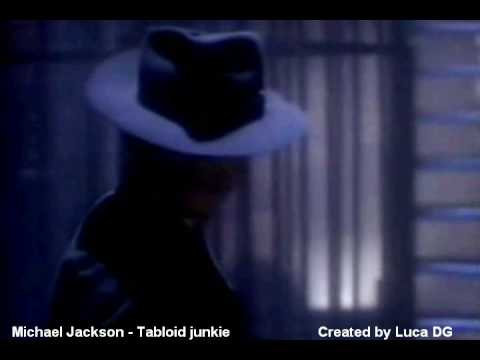 Michael Jackson - Tabloid junkie music video