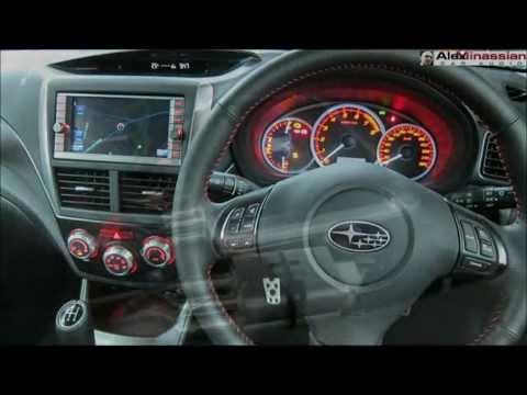 Marek's 2012 Subaru WRX stereo system upgrade