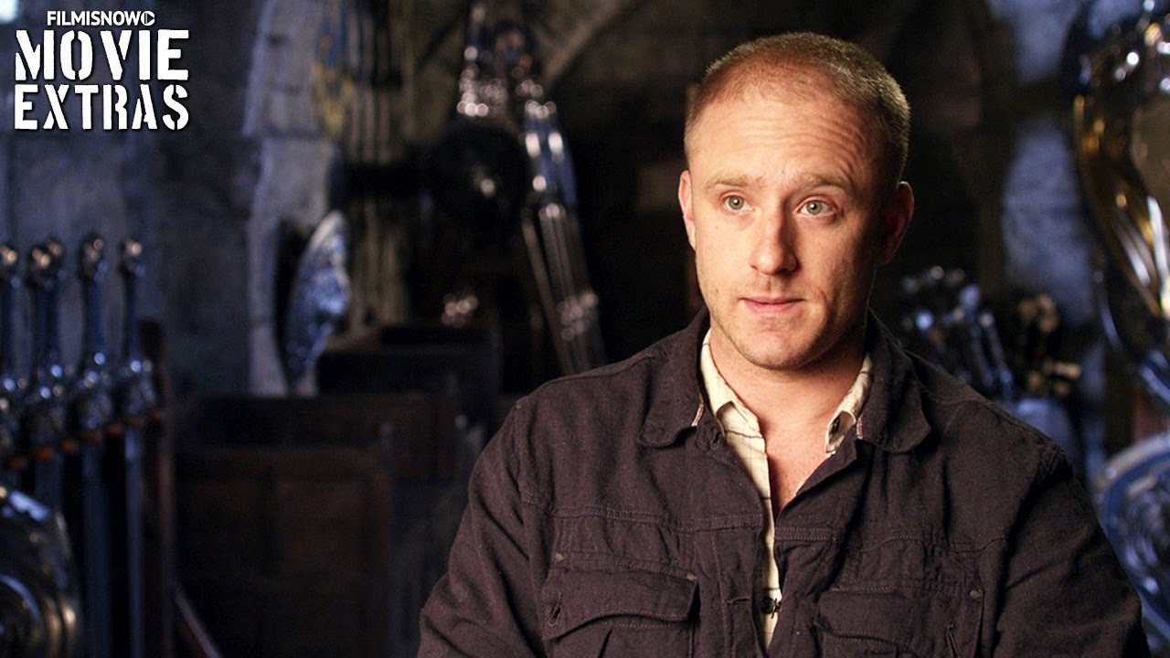 Warcraft | On-set with Ben Foster 'Medivh' [Interview]