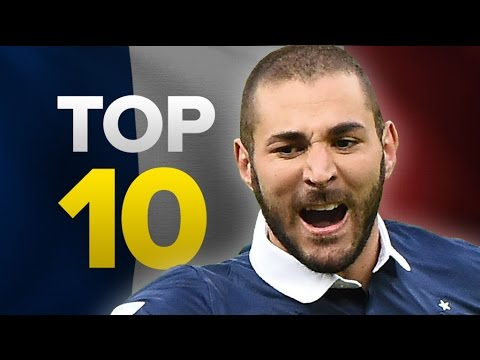 Top 10 Most Expensive French Signings