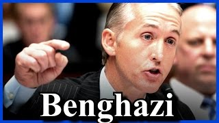 Benghazi Press Conference Senator Trey Gowdy GOP Members of Congress on Select Committee Report