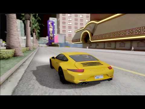 GTA SA ULTRA GRAPHICS MOD [SA_DirectX v1.3] GAMEPLAY