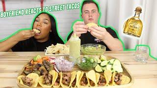 HOMEMADE STREET TACOS!! | DRUNKBANG + RECIPE