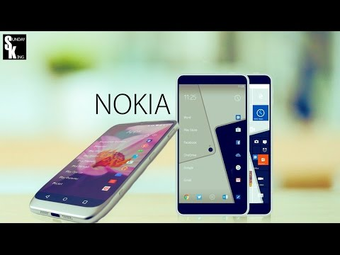 Nokia C1 & Nokia E1 Upcoming Nokia Android Smart Phones 2016-2017