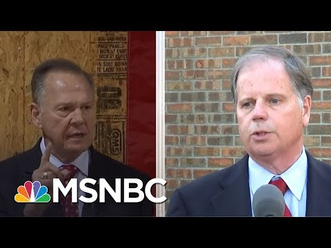 Donald Trump Plans To Campaign For Roy Moore In The 'Airwaves' Of Alabama | MTP Daily | MSNBC