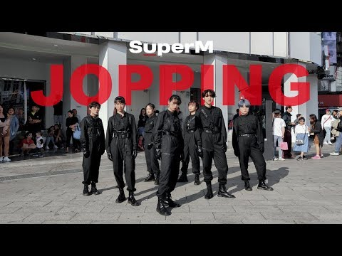 [KPOP IN PUBLIC CHALLENGE] SuperM(슈퍼엠) _ Jopping Dance Cover by DAZZLING from Taiwan