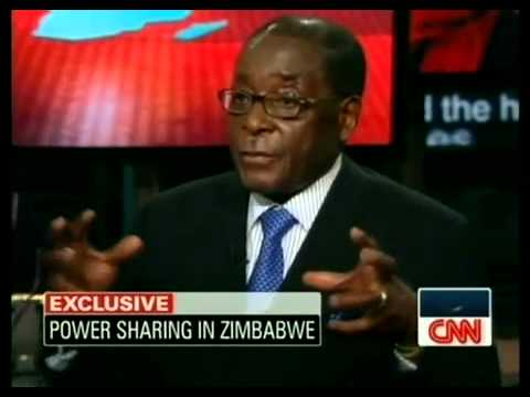 ROBERT MUGABE Interviewed by CNN