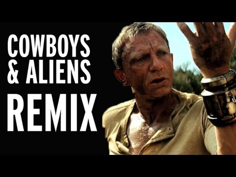 Mike Relm: Cowboys & Aliens Remixed video