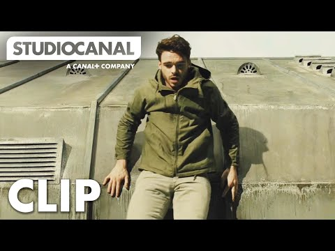 Bastille Day - Rooftop Chase Clip - In Cinemas April 22nd
