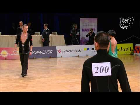 2015 Helsinki PD Open Latin | The Semi-Final Reel | DanceSport Total
