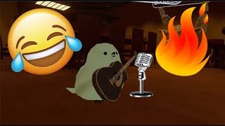 Birb Makes Funny Songs In VrChat