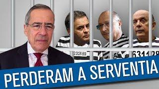 Lula preso, Justissa precisa dos três tucanos