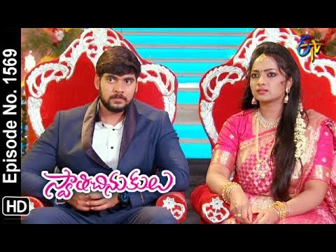 Swathi Chinukulu | 12th September 2018 | Full Episode No 1569 | ETV Telugu