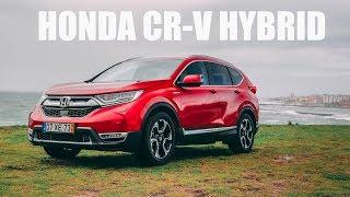 Test drive: SUV HONDA CR-V Hybrid