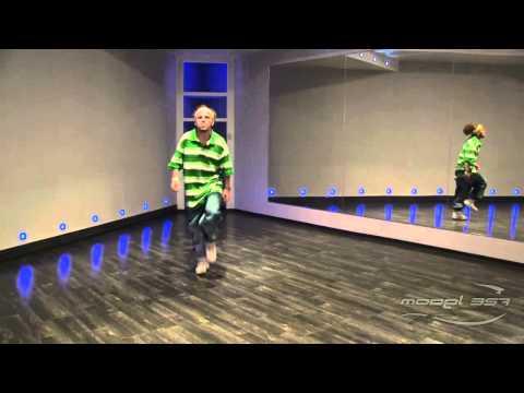 Саша Алехин - урок 4: видео уроки танцев хип хоп